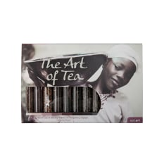 Eat Art Art of Tea, Set of 12