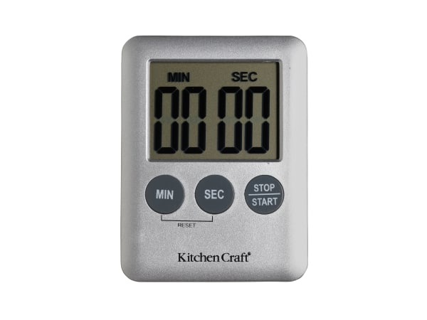 Kitchencraft Slimline Digital Timer Yuppiechef