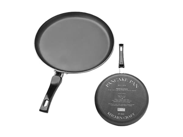 Kitchencraft Non Stick Crepe Or Pancake Pan 24cm Yuppiechef