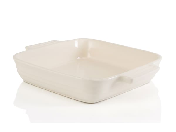 Le Creuset Stoneware Bakeware Serving Dish 32cm Orange Colour Bakeware & Ovenware Cookware, Dining & Bar