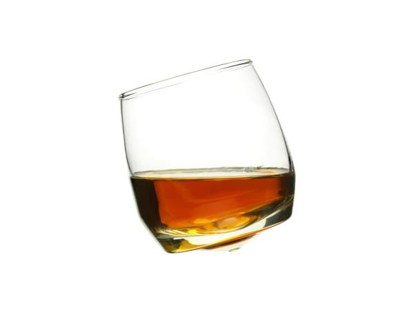 sagaform rocking whiskey glasses set of 6 - Whiskey Glass Set