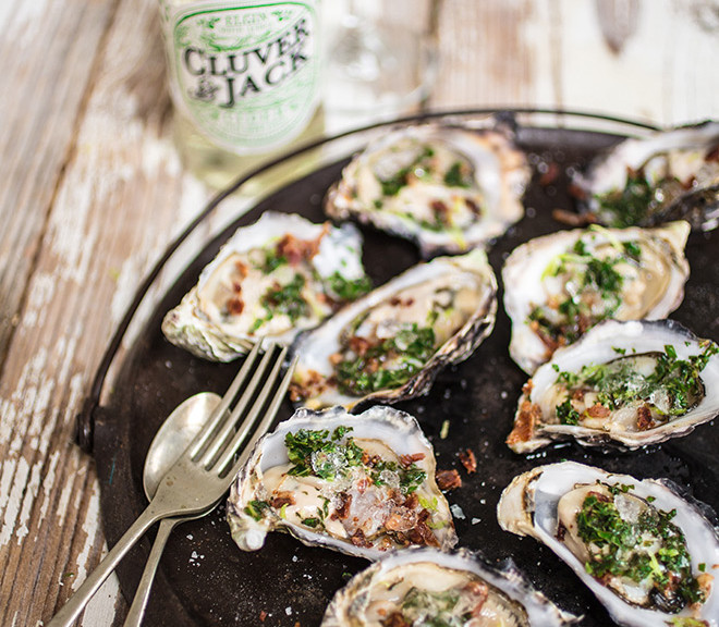 Cluver-Oysters