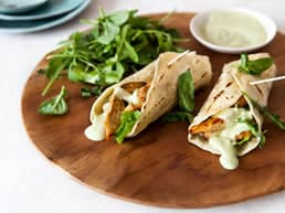 Wraps and Flatbreads