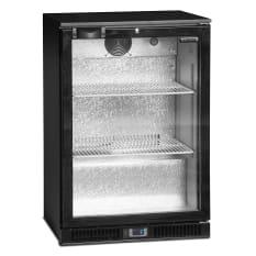 Tefcold Glass Beverage Cooler, 122 Litres