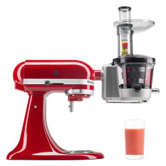 KitchenAid Stand Mixer Maximum Extraction Slow Juicer and Sauce Attachment