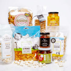 Yuppiechef Gift Boxes Snack Pack Gift Box