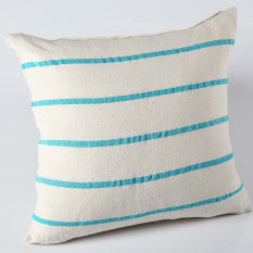 Barrydale Hand Weavers Striped Cushion Cover, 50cm x 50cm