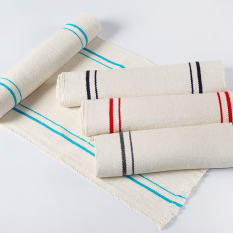 Barrydale Hand Weavers Striped Table Runner