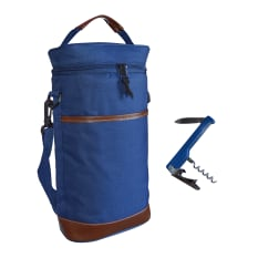 Eco Thermal Shield Insulated Wine Cooler Carry Bag