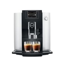 Jura Automatic 1450W Bean to Cup Espresso Machine, E6