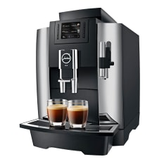 Jura Automatic One Touch 1450W Bean to Cup Cappuccino Machine, WE8