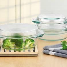 Simax Baking Dish Set, Set of 3