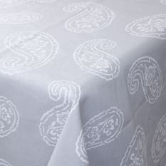 Balducci Rectangular Paisley Tablecloth