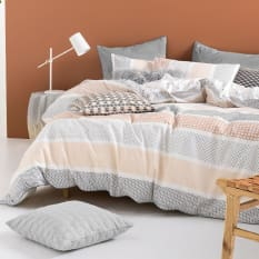 Linen House Asuka Duvet Cover Set