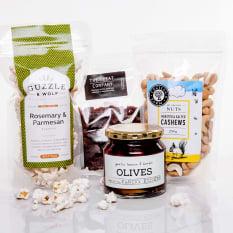Yuppiechef Gift Boxes Savoury Snack Gift Box