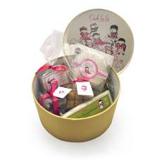 Ooh la la Artisan Confectionery Around the World Confectionery Gift Box