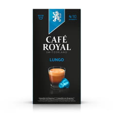 Cafe Royal Lungo Coffee Capsules, Pack of 10