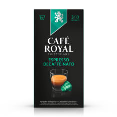 Cafe Royal Decaffeinato Coffee Capsules, Pack of 10