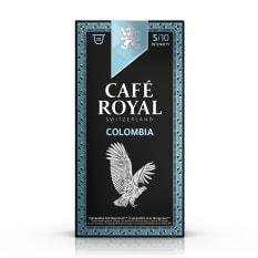 Cafe Royal Colombia Single Origin Coffee Capsules, Pack of 10