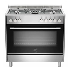 La Germania Europa Gas Hob & Electric Oven, 90cm