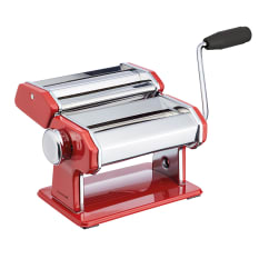 KitchenCraft World of Flavours Stainless Steel Pasta Machine