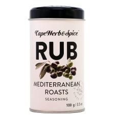 Cape Herb & Spice Rub, 100g