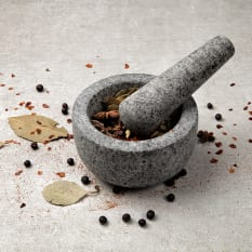 Humble & Mash Granite Pestle & Mortar, 12cm