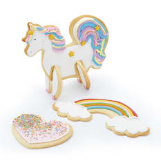 Sweetly Does It 3D Standing Unicorn Cookie Cutters