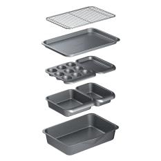 MasterClass Smart Space Stacking Non-Stick Bakeware Set