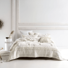 Linen House Anzar Coverlet Set