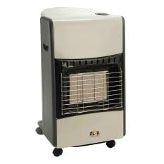 Alva 3 Panel Infrared Radiant Deluxe Gas Heater, GH313