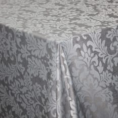 DSA Table Linen Specialists Seattle Damask Round Tablecloth