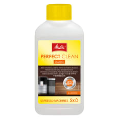 Melitta Perfect Clean Liquid Milk System Cleaner, 250ml
