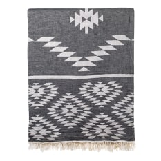 The Cotton Company Kelim Turkish Throw