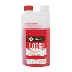 Cafetto LOD Red Heavy Duty Liquid Descaler, 1Litre