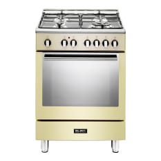 Elba Fusion Gas Hob & Electric Oven, 60cm