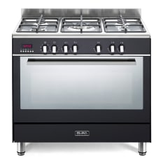 Elba Fusion Gas Hob & Electric Oven, 90cm