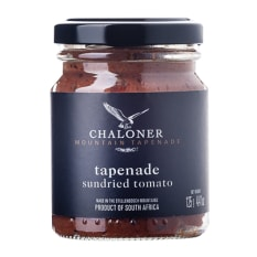 Chaloner Sundried Tomato and Olive Tapenade, 125g