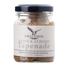 Chaloner Olive and Almond Tapenade, 125g