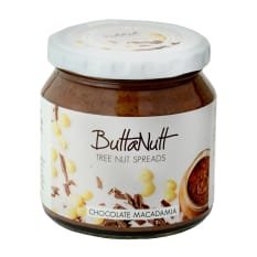Buttanutt Chocolate Macadamia Nut Butter, 260g
