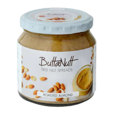Buttanutt Classic Roasted Almond Nut Butter, 260g