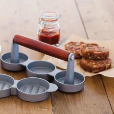 KitchenCraft Mini Burger Press