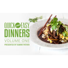 Quick and Easy Dinners 1