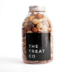 The Treat Company Roasted & Salted Mixed Nuts, 250g