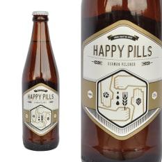 Woodstock Brewery Happy Pills German Pilsner
