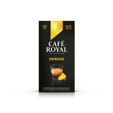 Cafe Royal Espresso Coffee Capsules, Pack of 10