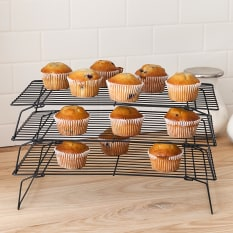 KitchenCraft Non-Stick Three Tier Cooling Rack