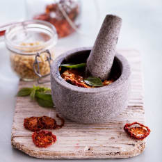 MasterClass Granite Pestle & Mortar, 12cm