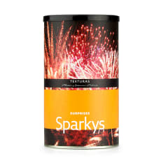 Texturas Sparkys Neutral Flavoured Popping Candy, 210g