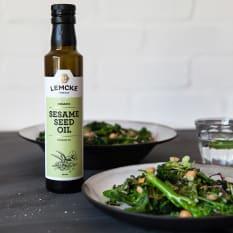 Lemcke Organic Unroasted Sesame Oil, 250ml
